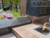 В Феодосии к 9 Мая памятники приводят в порядок