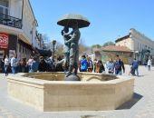 К летнему сезону в Феодосии заработает два фонтана :фоторепортаж