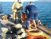 В Феодосии спасён утопающий (фото)