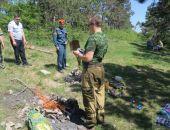 В феодосийских лесах проводятся противопожарные рейды (видео)