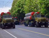 Сегодня вечером центр столицы Крыма перекроют для транспорта для репетиции парада Победы