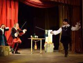 Феодосийский театр «Парадокс» приглашает на спектакль