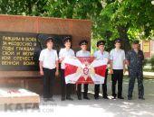 В честь Дня Победы Феодосию посетил автопробег Росгвардии (видео)