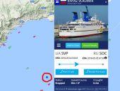 «Князь Владимир» остановился в открытом море на пути из Севастополя в Сочи
