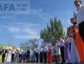 В Феодосии прошел местный этап «Крымского вальса» (видео)