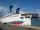 Отменены все рейсы теплохода «Князь Владимир» из Сочи в Крым на май