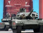 В Москве на Красной площади начинается военный парад в честь Дня победы