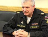 Командующий Черноморским флотом Александр Витко уходит в отставку