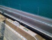 Строители сдали автодорожную часть Крымского моста