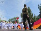 В Феодосии в День Победы провели концерт-марафон (видео)
