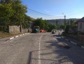 В Севастополе отремонтировали размытое ливнями дорожное полотно на спуске Котовского