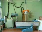 Рентген-аппарат в детской больнице вышел из строя