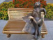 В столице Крыма появится скульптура Йошкина кота