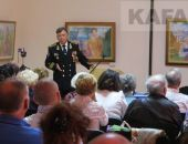 В Феодосии рассказали о тайнах батальной живописи Айвазовского
