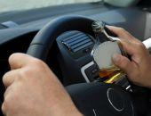 В Крыму пьяный водитель вёз в машине двух малышей