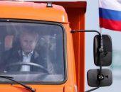 В Кремле пояснили, имел ли право Путин ехать по Крымскому мосту на грузовике