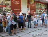 В субботу будут бесплатно раздавать минеральную воду «Феодосийская»