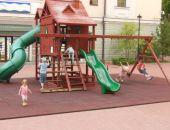 На набережной Феодосии нужна детская площадка