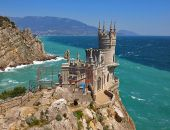 Крым с начала года официально принял 660 тысяч туристов