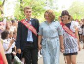 Последний звонок в школе № 1 Феодосии (видео):фоторепортаж