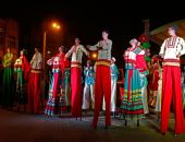 В Евпатории курортный сезон начнется с карнавала