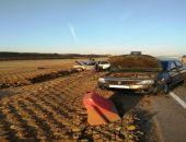 В Крыму на трассе Феодосия – Керчь в ДТП один человек погиб, четверо травмированы (фото)