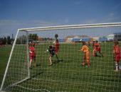 В Феодосии проходит детский футбольный турнир