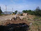 В Приморском обнаружили стихийную свалку, нарушителя ждёт наказание