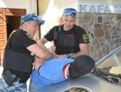 В техникуме задержали «злоумышленника» (видео)