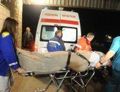 В Волгограде в результате столкновения в реке баржи и катамарана утонули 11 человек