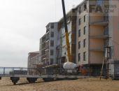Застройщикам рекомендовали приостановить работы на побережье
