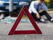 В Москве водитель такси выехал на тротуар и сбил семерых футбольных болельщиков из Мексики