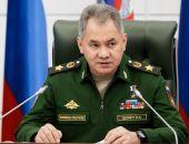 Сегодня Шойгу проведет заседание коллегии Минобороны в Крыму
