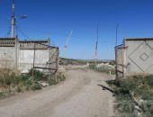 Власти Феодосии пытаются прекратить тление мусора на свалке