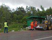 «Крымавтодор» составил рейтинг самых грязных крымских дорог