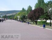 В центре Феодосии установят 200 новых урн