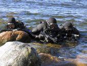 В Крымской военно-морской базе прошло противодиверсионное учение