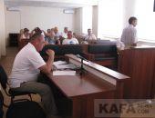 В Феодосии продолжаются заседания суда по скверу