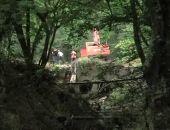 Ручей Кизилташский очистили от мусора