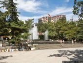 В сентябре в Москве представят проект реновации площади у светомузыкального фонтана