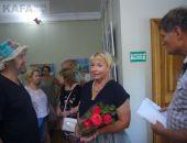 В Феодосии открылась выставка картин Анны Давыдченко :фоторепортаж