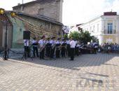 В Феодосии выступил оркестр культурного центра МВД Крыма (видео):фоторепортаж