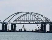 Схема движения на автоподходе к Крымскому мосту от Керчи осенью изменится на месяц