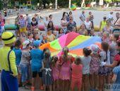 В Феодосии ярко отметили День физкультуры и спорта (видео):фоторепортаж