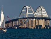 Работы по безопасности Крымского моста не успеют завершить в срок