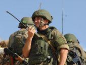 В Крыму на полигоне Ангарский мотострелки учились отражать нападение диверсантов