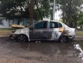 Парня, который сжег в Крыму сельский магазин и четыре автомобиля, задержали на материке