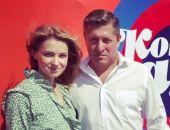 Наталья Поклонская с мужем приехали в Коктебель на фестиваль джаза