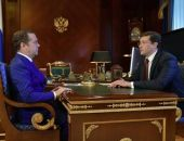 Медведев объявился спустя две недели