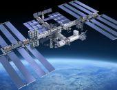 Вчера на Международной космической станции обнаружили трещину, на нее поставили заплатку